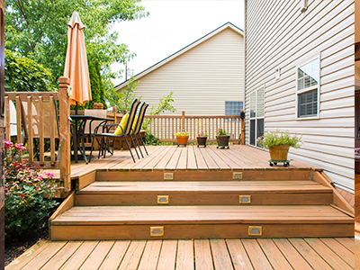 Central Illinois Deck and Exterior Remodeling